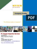 Gosyen Company Profile - 2015 Rev 1
