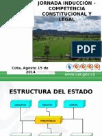 Presentacion Competencia CAR 2014
