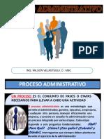 Importancia y Etapas Del Proceso Administrativo