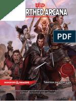 Unearthed Arcana - Talentos Para Perícias