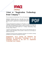Compaq Case Study
