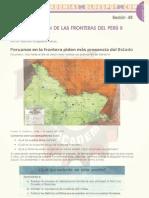 DELIMITACIÓN DE LAS FRONTERAS DEL PERÚ II