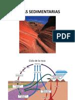 Rocs Sedimentarias (1)