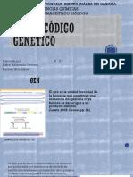 Gen y Código Genético