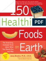 The 150 Healthiest Foods on Earth .epub