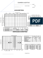 Protocolo de Audiometria e Impedanciometria