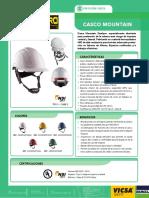 Ficha Tecnica Casco Steelpro t2