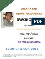Solucionario Calculo de Swokowski 2 Edicion