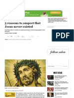 5 reasons to suspect Jesus never existed.pdf