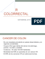 Cancer Colorrectal
