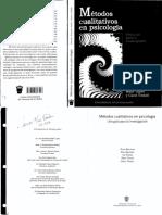 Metodos Cualitativos en Psicolo - Banister, P