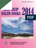 Riau Silip Dalam Angka 2014