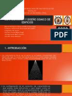 Configuracion y Diseño Sismico de Edificios