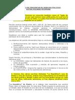 Compilado de Preguntas de Derecho Politico