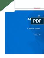 ANSA v17.1.0 Release Notes