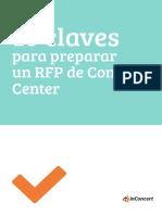 10 Claves Para Preparar Un RFP de Contact Center