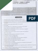 Cuestionario Eysenck a