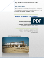 1. LPG Storage Tank Installation Manual Data