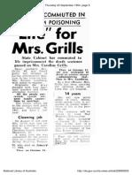 Grills Life - Sun, Sydney, September 23 1954
