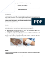 Dr. Lojpur - Dressing and Bandage