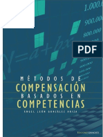 Compensacion Basado en Competencias