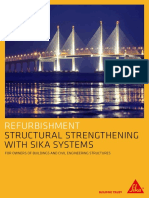 Refurbishment_Structural Strengthening of Civil Structure