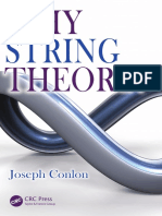 [Conlon, J.] Why String Theory