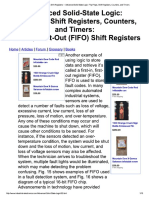First-In, First-Out (FIFO) Shift Regist... Shift Registers, Counters, And Timers