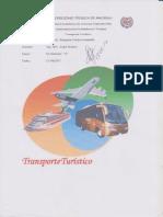 Relación Del Transporte Con El Turismo, Tecnologia y Seguridad
