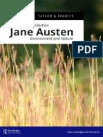 Jane Austen Environment and Nature