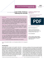 Clinicotherapeutic Profile of Patients