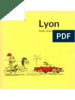 Franquin - Inédit - Guide Touristique De Lyon