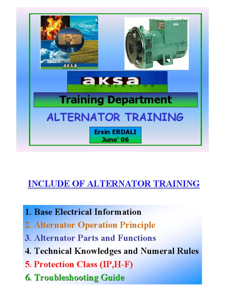 Alternator Training Inductor Force Sr7 Voltage Regulator Wiring Diagram