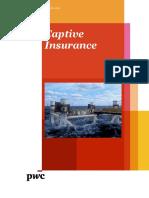 Pwc Captive Insurance