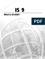 698What is ArcGIS