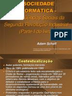 Sociedade a Adam Schaff