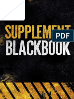 Supplement Black Book