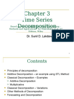 Chapter 3 Time Series Decomposition