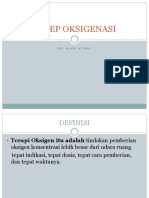 ASKEP OKSIGENASI