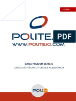 CD19R00 Catalogo Tecnico Tubo Polidom Serie B