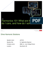 Harmonics 101 What Are They_why Do I Care, And How Do I Solve Them_RevH