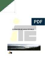 Cloración de Agua Potable.pdf