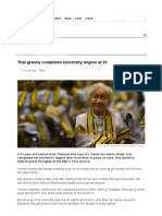 Thai granny completes university degree at 91 - BBC News.pdf