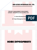 Pmd Report for April 2010