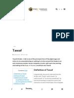 Tawaaf