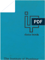 The Institute of Plumbing Data Book