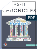 PS - II Chronicles II Sem 2015-16