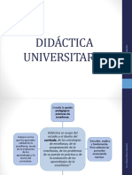 DIDÁCTICA  Universitara
