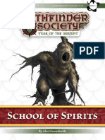 Pdf pathfinder prestige paths of