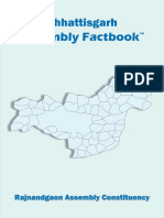 Chhattisgarh Assembly Factbook